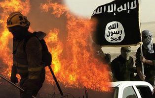 Los círculos yihadistas plantean provocar incendios como el de Galicia