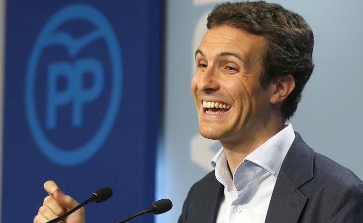 Pablo Casado le reza a las vírgenes para mantener España unida