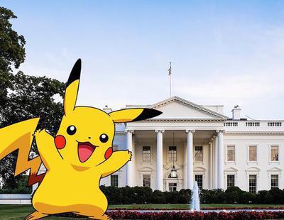 Un hombre disfrazado de Pikachu se cuela en la Casa Blanca