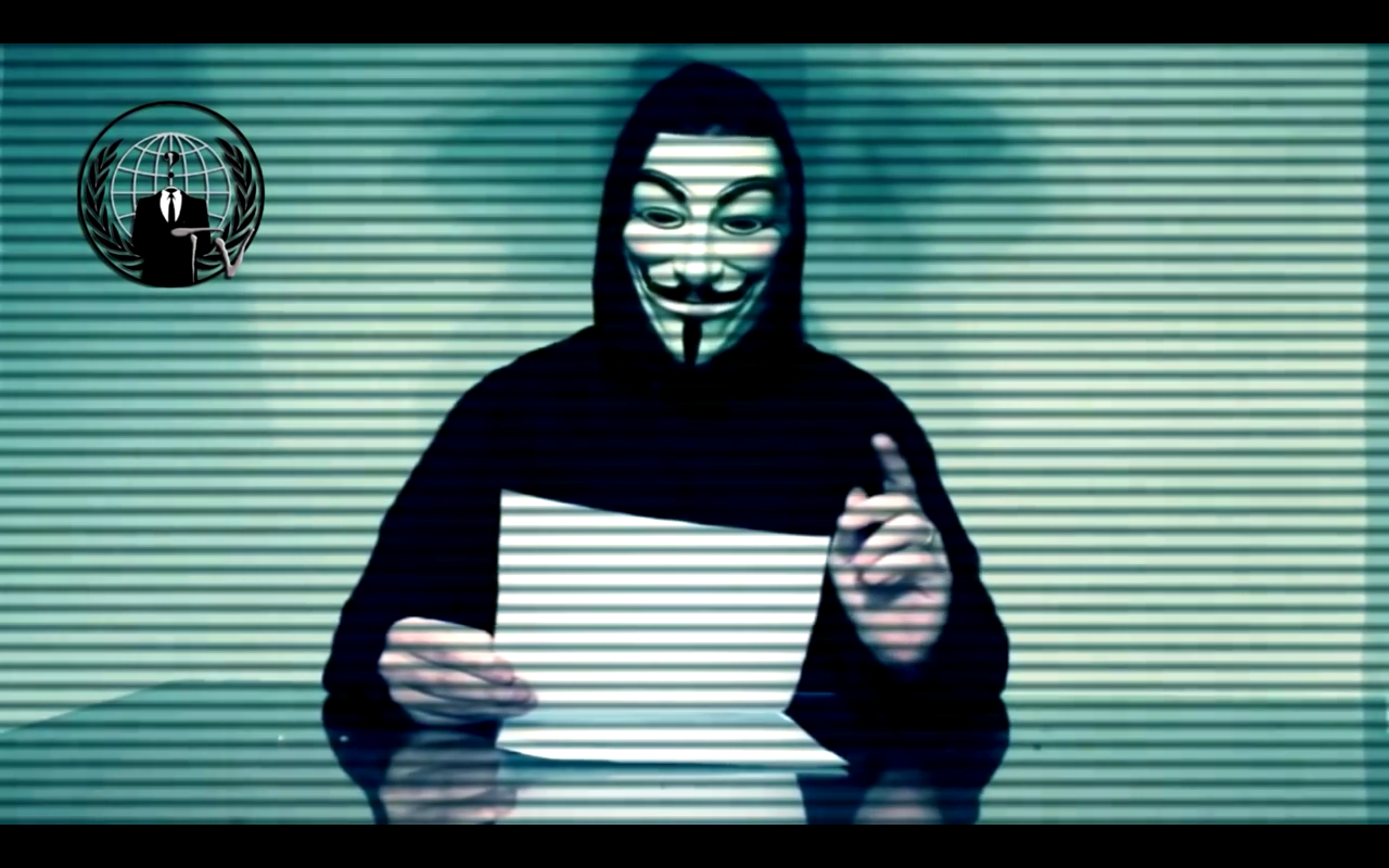 Anonymus hackea la web del Tribunal Constitucional. Aún no ha sido restablecida