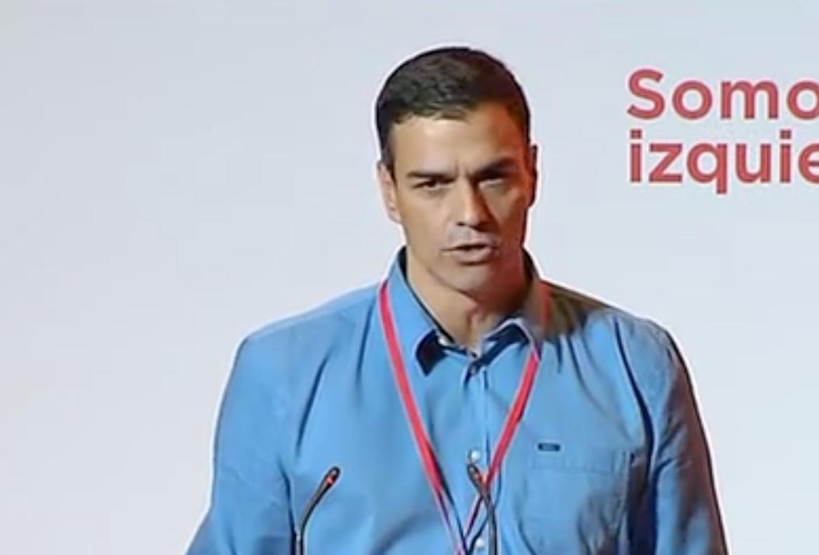 'Hay que dialogar para pactar cómo nos unimos, no cómo nos dividimos', dice Pedro Sánchez en Murcia