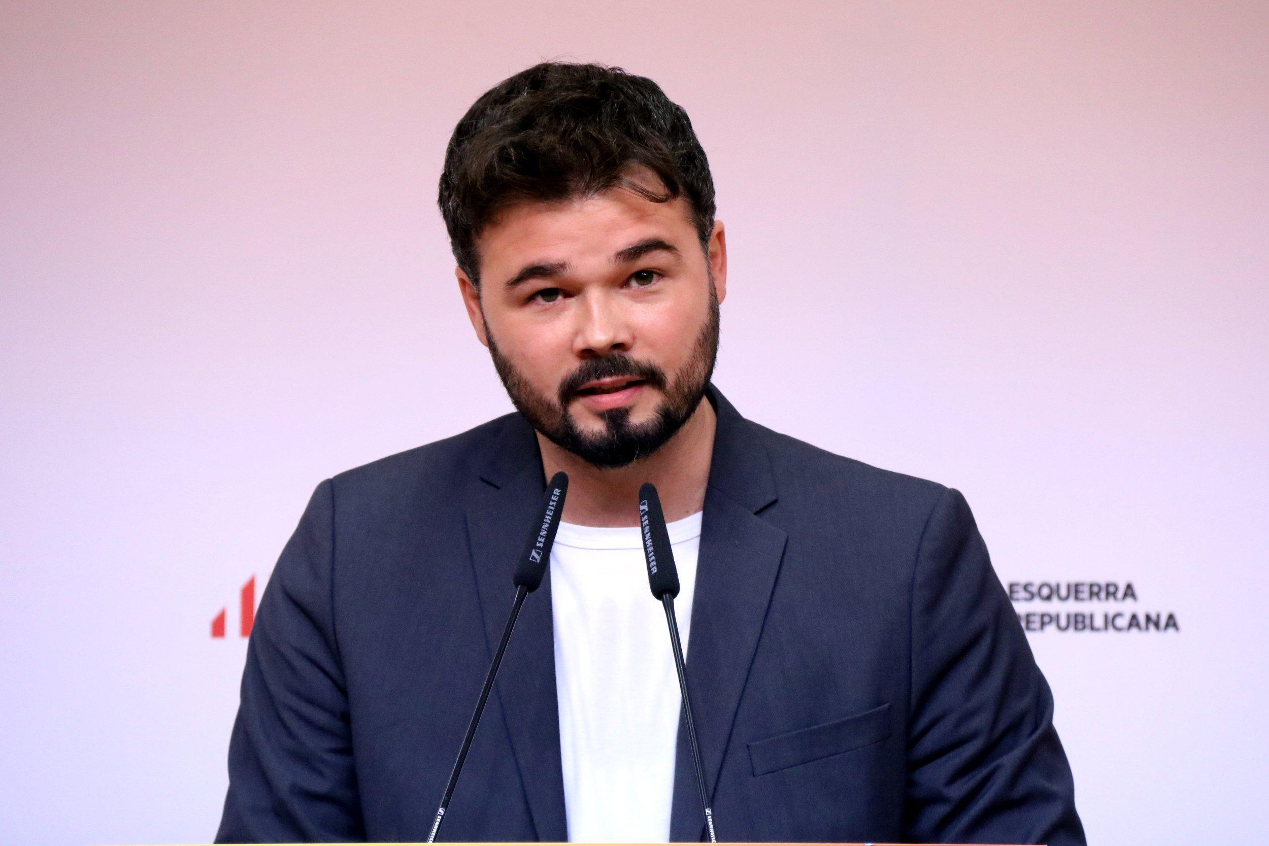 'Esta generación ya tiene su 23F. Frente al frente golpista de PPSOEC's, cumplimiento del mandato del 1O y Govern de Concentración', dice Gabriel ...