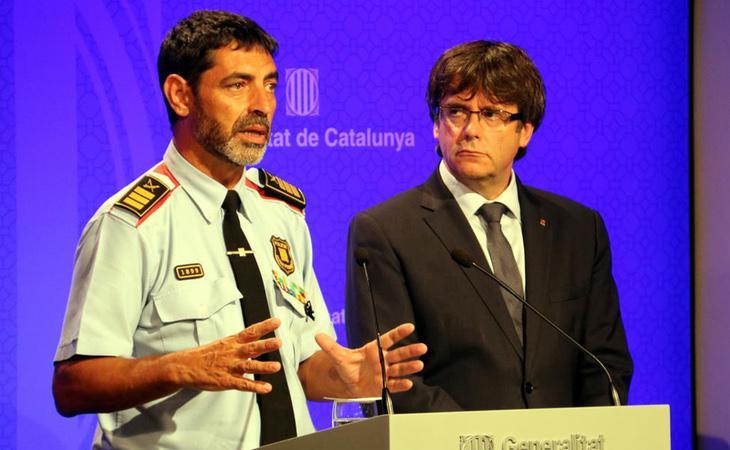 Puigdemont, Junqueras, los consellers del gobierno catalán y el Major Trapero serán destituidos este viernes