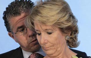 Granados pide la imputación de Aguirre y Cifuentes por Púnica
