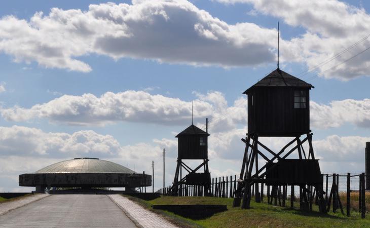 En el campo de Lublin-Majdanek se asesinó a dos millones de personas