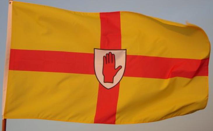 La región de Ulster ha sido intervenida en cuatro ocasiones