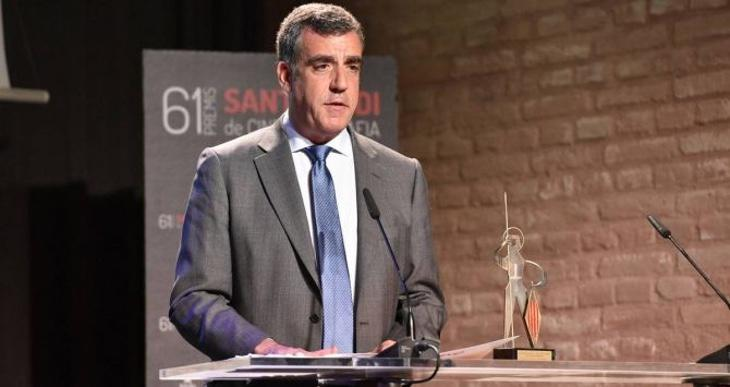 Carles González, director de RTVE Cataluña, ha negado que los refuerzos sean petición de la cadena
