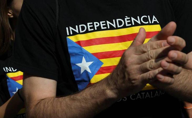 El odio aumenta en Cataluña desde el 1-O