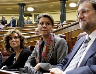 El Gobierno de Rajoy oculta sus divisiones en torno al 155
