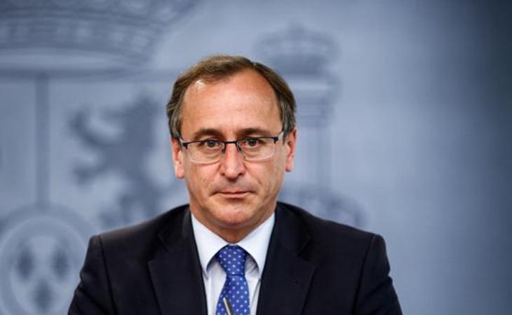 El líder del PP vasco, Alfonso Alonso, asegura que Euskadi puede terminar como Cataluña