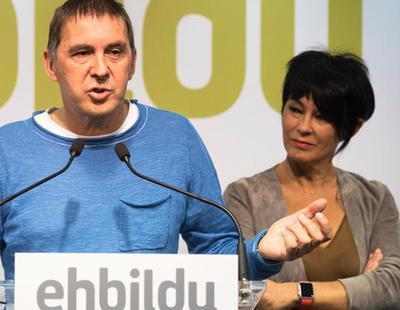 """Bildu: """"Euskal Herria también será independiente en breve"""" y el PP amenaza con 155"""