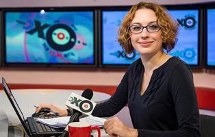 Irrumpen en una radio de Moscú e intentan matar a una periodista crítica con Putin