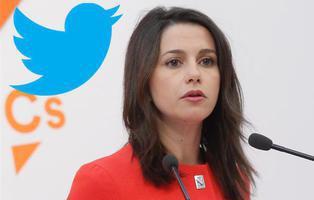 Arrimadas sugiere que Ciudadanos presida la Generalitat tras el 155 y las redes se mofan