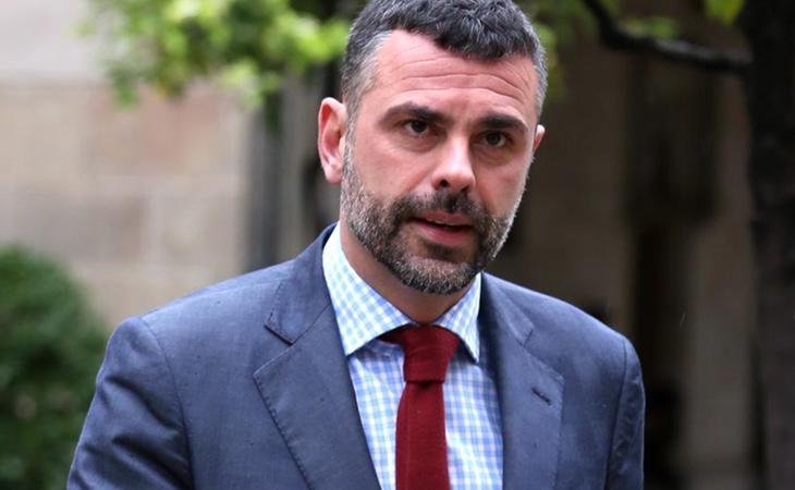 El consejero de Empresa, Santi Vila, se ha mostrado especialmente reticente con el procés