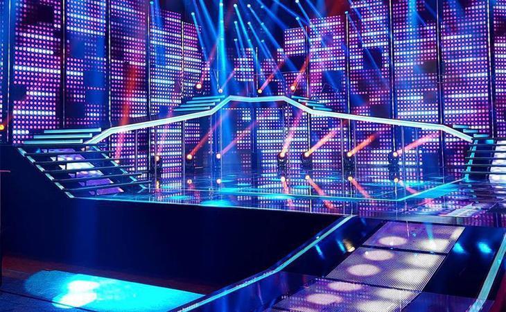 El escenario de 'OT 2017' ha perdido la espectacular pasarela de la primera edición