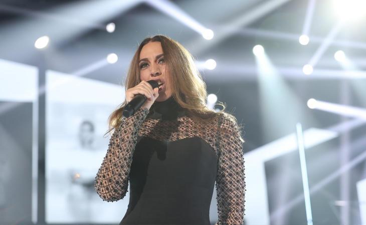 Mónica Naranjo abrió la gala