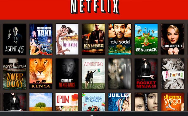 Ahora podrás acceder a todas las series y y películas de Netflix