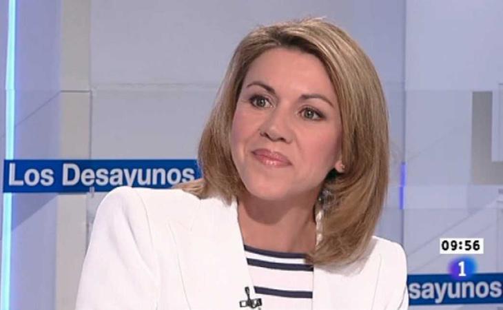 El programa de Los Desayunos de TVE no invitó a independentistas