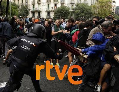 Los 16 ejemplos que demuestran la manipulación de TVE con respecto al conflicto catalán