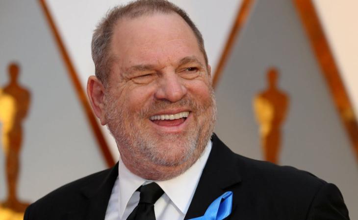 Harvey Weinstein fue destituido de la empresa que fundó tras las acusaciones de abusos sexuales