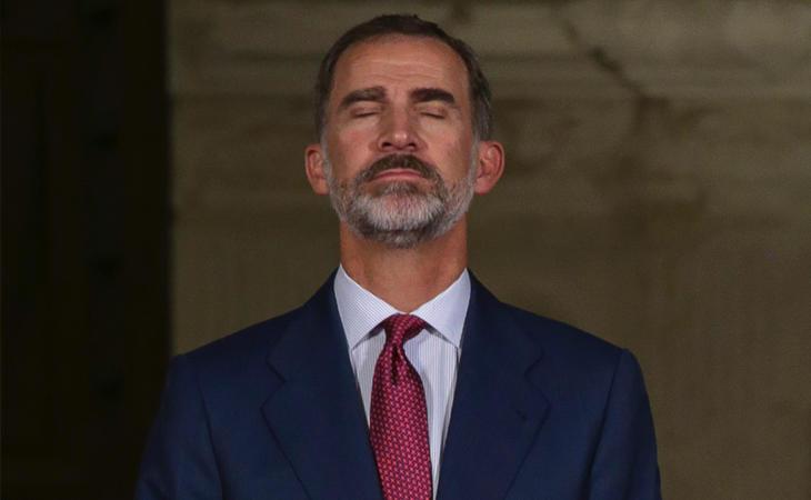 Felipe VI ya no será bienvenido en Girona