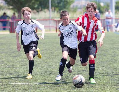 El Athletic de Bilbao veta a 150 niños por haber nacido en La Rioja