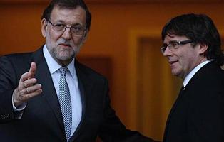 Puigdemont pide al Gobierno que le dé ordenes sin destituirle al aplicar el 155
