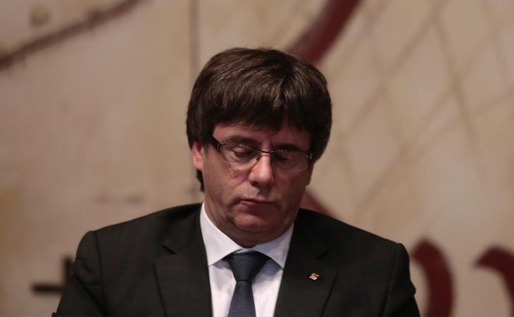 Carles Puigdemont convoca elecciones anticipadas en Cataluña