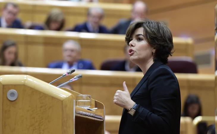 Unidos Podemos-En Comú Podem-En Marea denuncia las irregularidades en el proceso de tramitación del 155