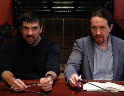 Unidos Podemos acusa al Gobierno de utilizar el Senado a su antojo para tramitar el 155