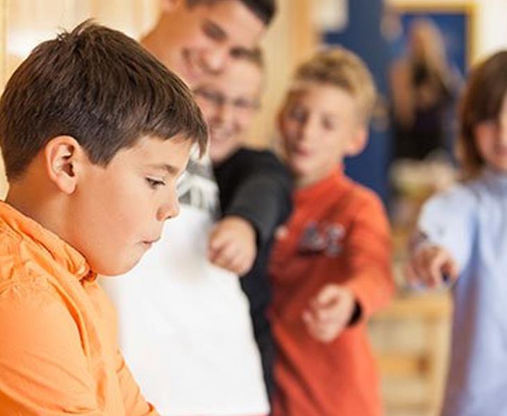 El acoso escolar es un problema de todas las sociedades