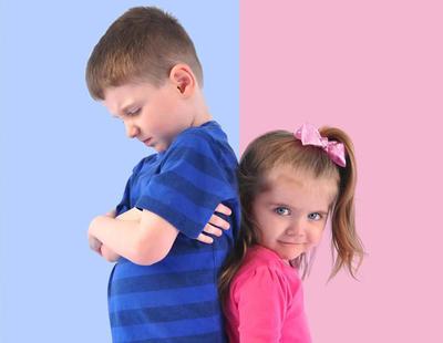 Polémica por un libro infantil sexista: a niñas, carritos de bebé, a niños, pelotas