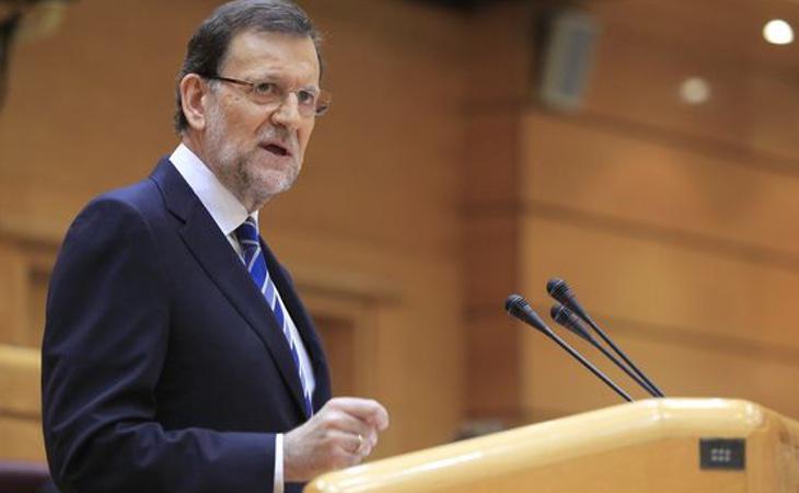 Mariano Rajoy explica los motivos de aplicación del 155 mientras en el Parlament se registra la ruptua con España