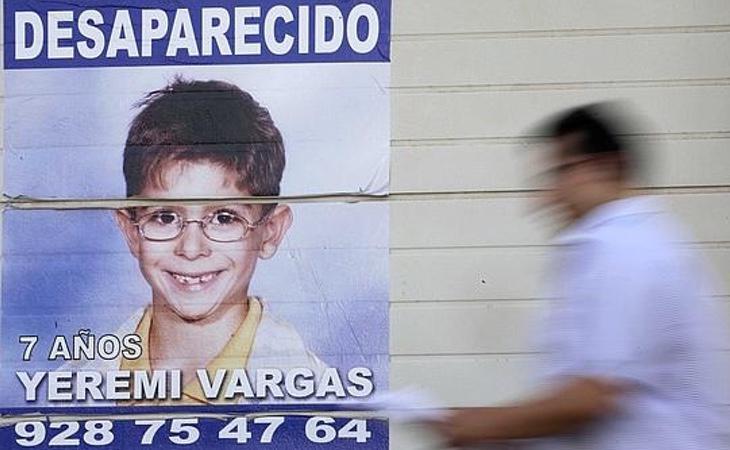 Diez años de la desaparición de Yéremi Vargas