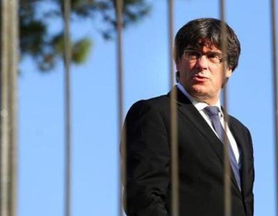 La Fiscalía plantea ordenar la detención de Puigdemont y el Govern