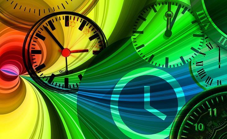 A las 3:00 se retrasa el reloj una hora
