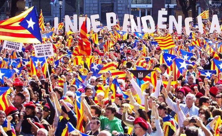 El independentismo llama a boicotear las elecciones del 21-D