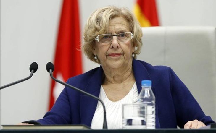 La alcaldesa tiene la intención de repetir en su cargo