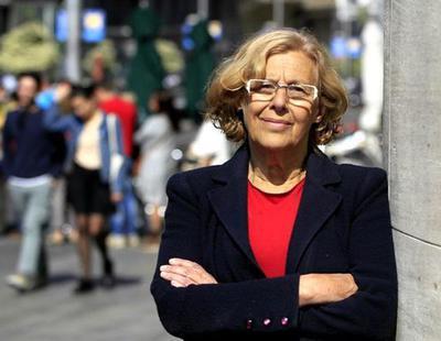 Carmena repetirá al Ayuntamiento de Madrid en 2019