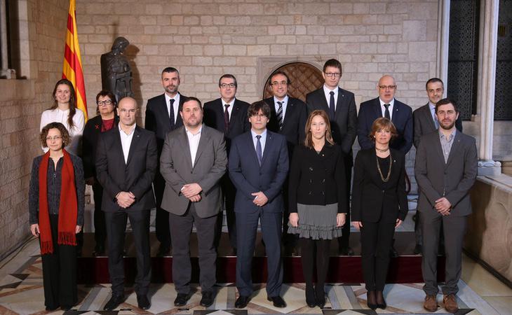 El antiguo Govern de la Generalitat puede enfrentar problemas con la Justicia