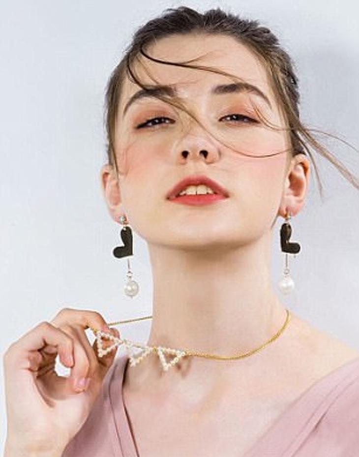 La joven modelo, dejó su ciudad natal para irse a China a triunfar en el mundo de la moda