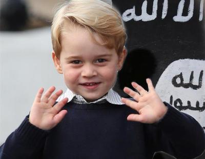 El Daesh amenaza de muerte al príncipe Jorge de Inglaterra