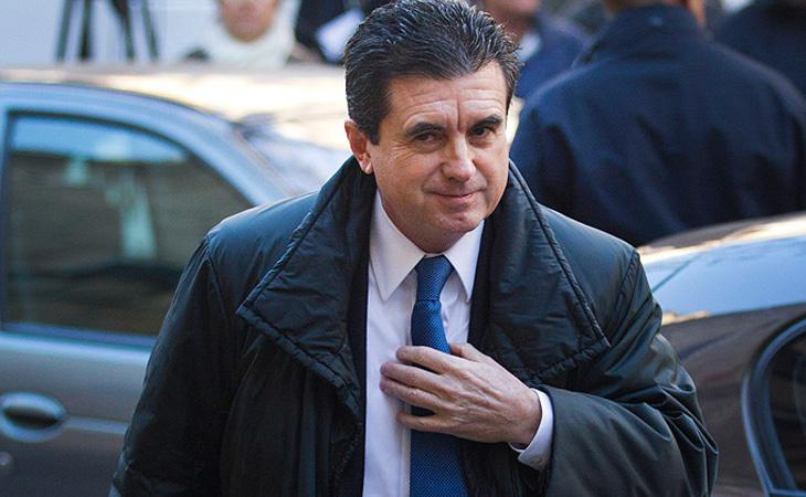 El expresidente balear, Jaume Matas, ve complicada su situación judicial