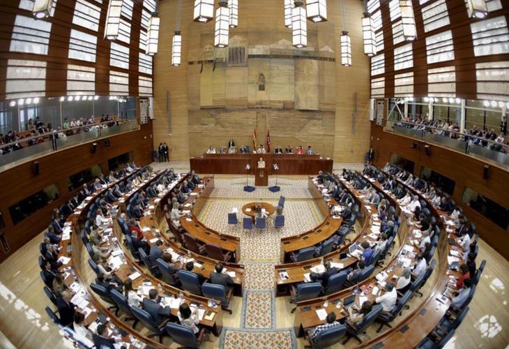 La concesión del contrato de la Asamblea de Madrid continúa bajo investigación