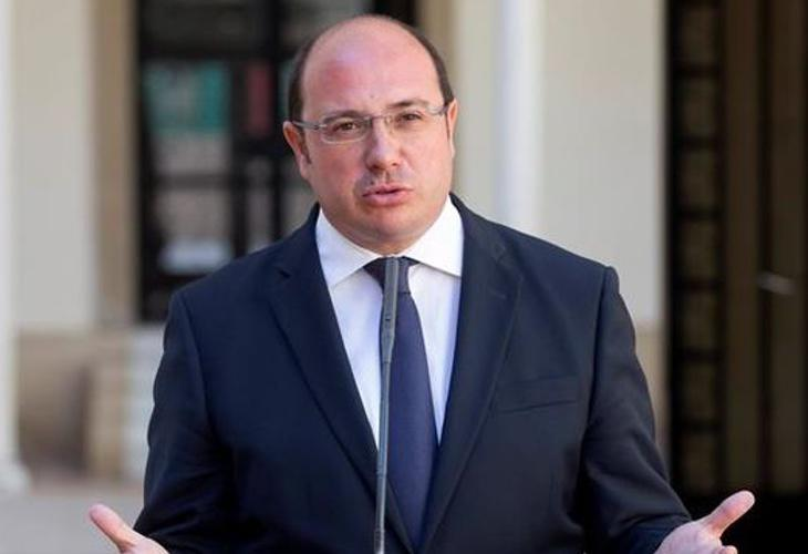 El expresidente murciano, Pedro Antonio Sánchez, podría enfrentar dos años de prisión