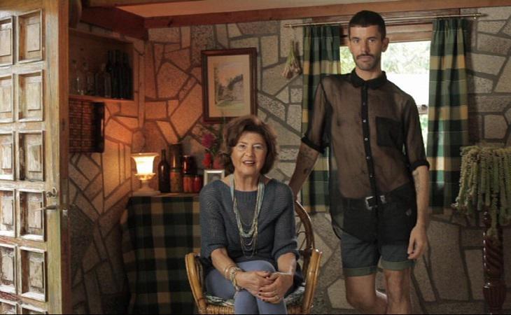 Pedro, concursante de la segund edición de 'QQCCMH junto a su madre'