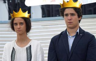 El Partido Froilanista reconoce el Estado catalán y ofrece a Victoria Federica como reina