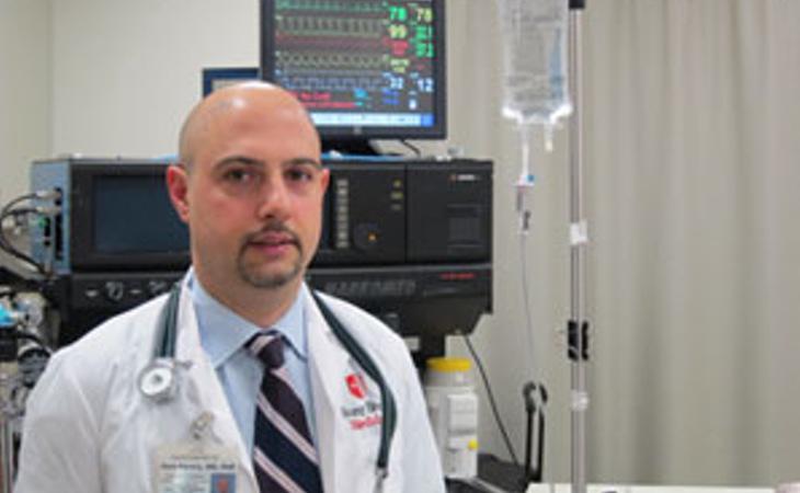 El doctor Sam Parnia asegura que somos conscientes de nuestra propia muerte