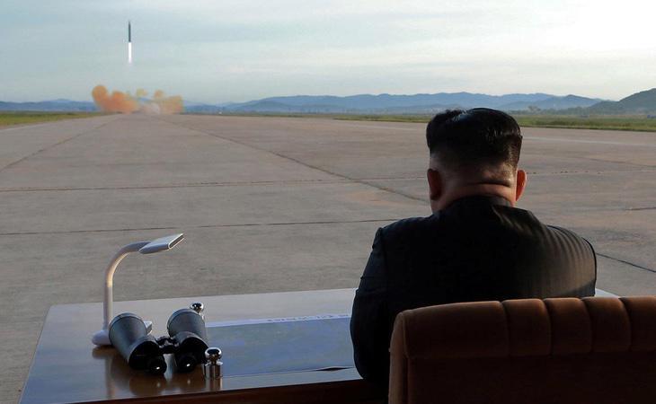 Kim Jong-un ha amenazado con provocar el caos total