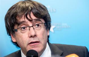 Lo que pasará si Puigdemont no acude a declarar a la Audiencia Nacional